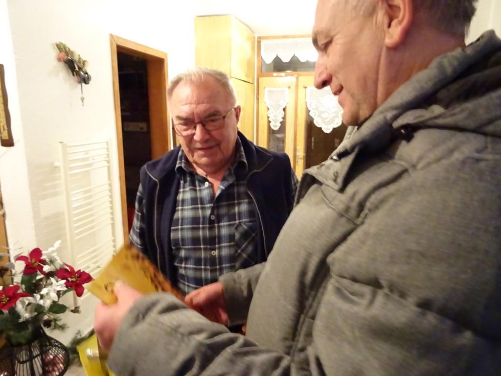 Obisk čebelarja FEHER Ladislava