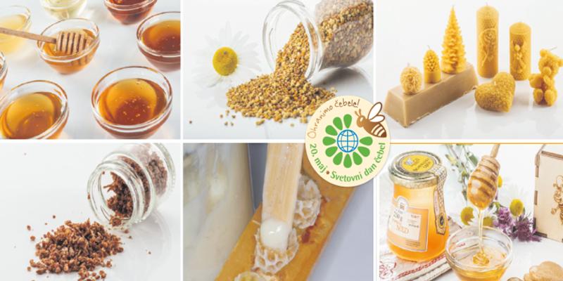 Čebelji pridelki - dar narave