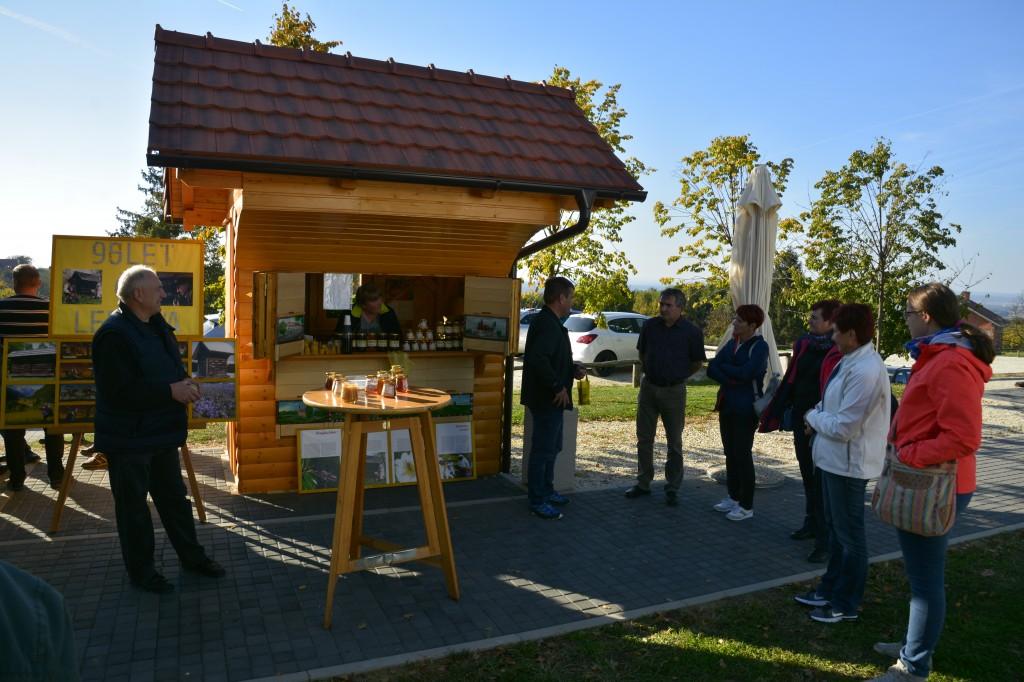 Degustacija medu pri stolpu VInariaum 2018